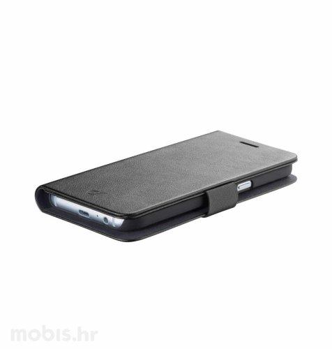 Preklopna kožna maskica za Huawei Mate 20 lite: crna