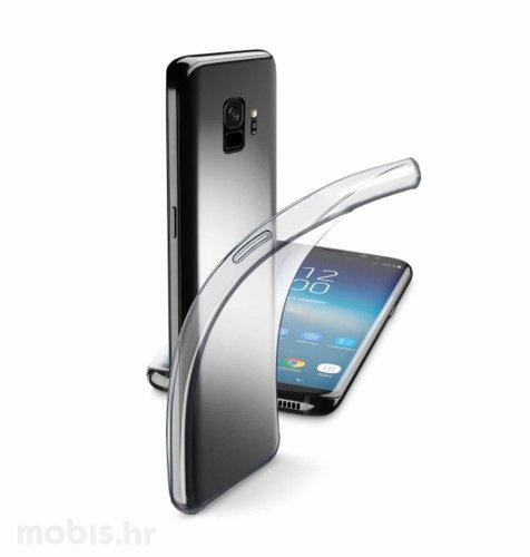 Silikonska maskica za Samsung Galaxy A9 2018: prozirna