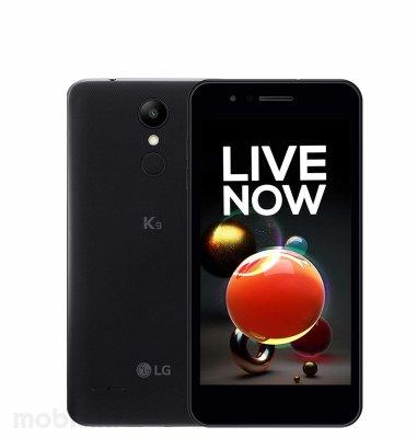 LG K9: crni