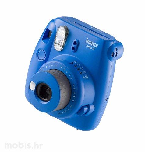 FujiFilm Instax Mini 9: plavi + mini film
