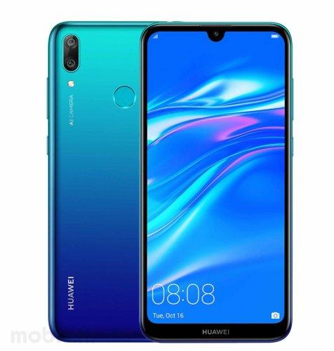 Huawei Y7 2019 Dual SIM: svijetlo plava