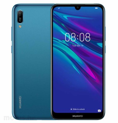 Huawei Y6 2019 Dual SIM: svijetlo plava