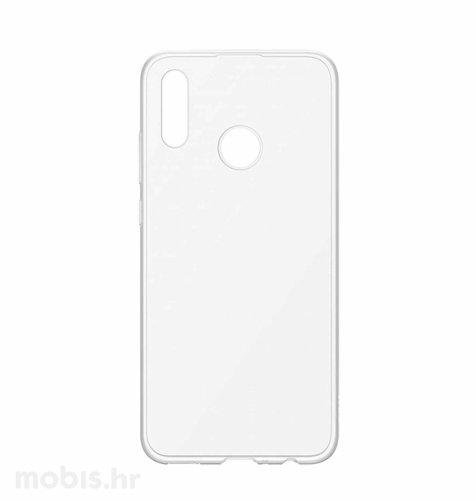 Huawei silikonska maskica za Huawei  P Smart 2019: prozirna