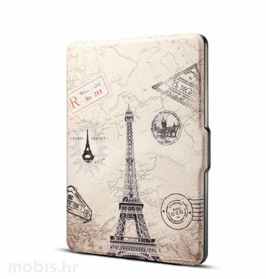 Preklopna maska za Kindle Paperwhite 3 : Pariz