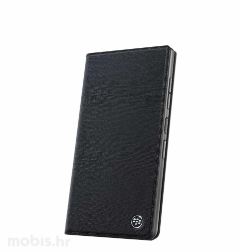Preklopna maskica za BlackBerry KEY2 LE: crna
