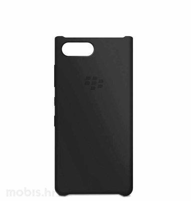 Silikonska maskica za BlackBerry KEY2 LE: crna