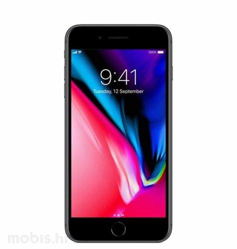 Apple iPhone 8 Plus 256GB: sivi