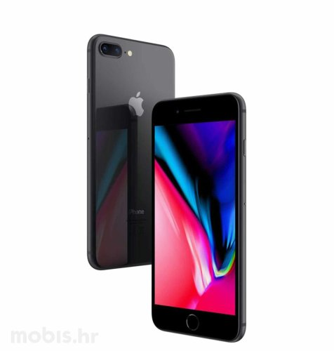 Apple iPhone 8 Plus 64GB: srebrni
