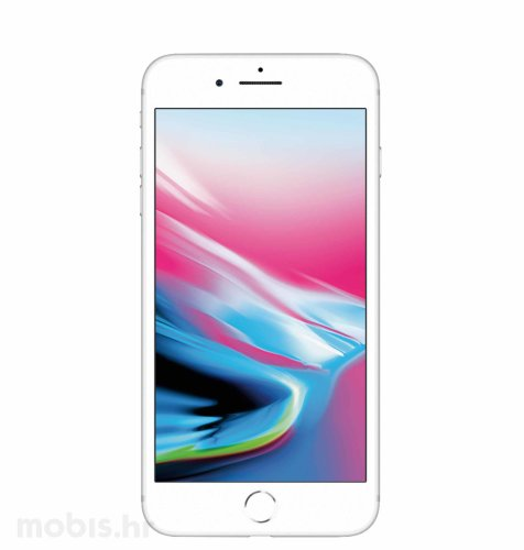 Apple iPhone 8 Plus 64GB: srebrni