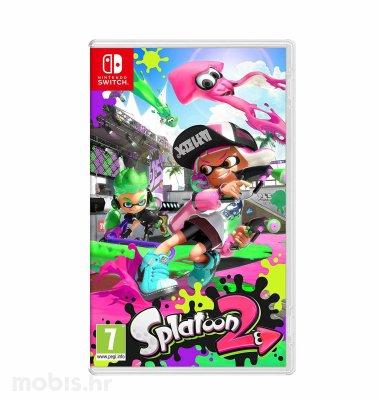 Splatoon 2 igra za Nintendo Switch