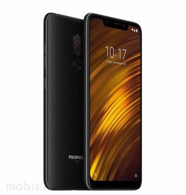 Xiaomi Pocophone F1 128GB Dual SIM: crni armored edition