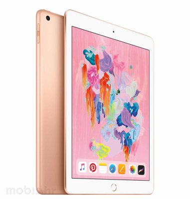 "Apple iPad (2018) 9.7"" Wi-Fi 32 GB: zlatni"