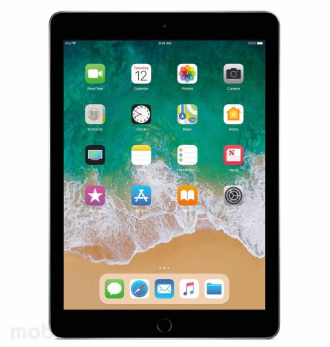 "Apple iPad (2018) 9.7"" Wi-Fi 32 GB: sivi"