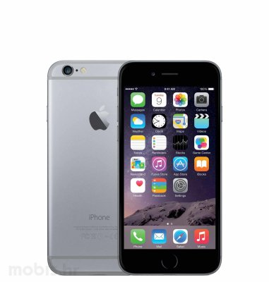 Apple iPhone 6S Plus 32 GB:sivi