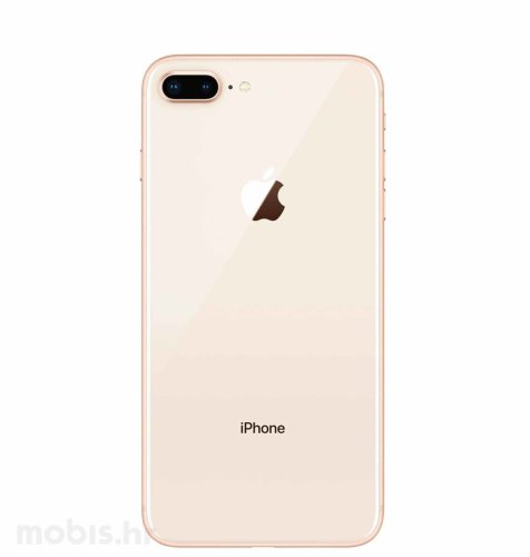 Apple iPhone 8 Plus 256GB: zlatni