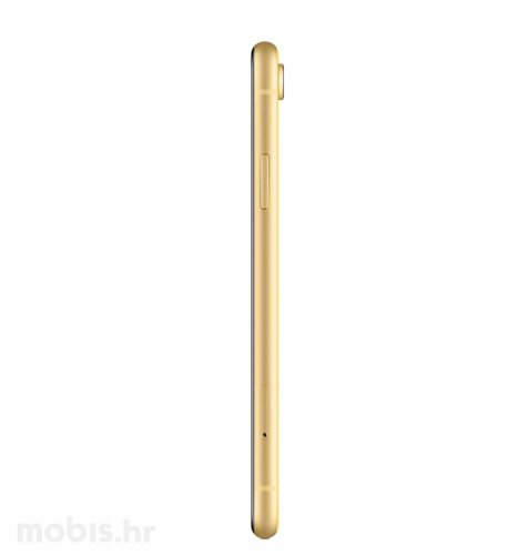 Apple iPhone XR 64GB: žuti