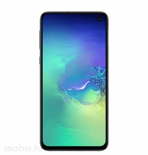 Samsung Galaxy S10e 128GB: zeleni