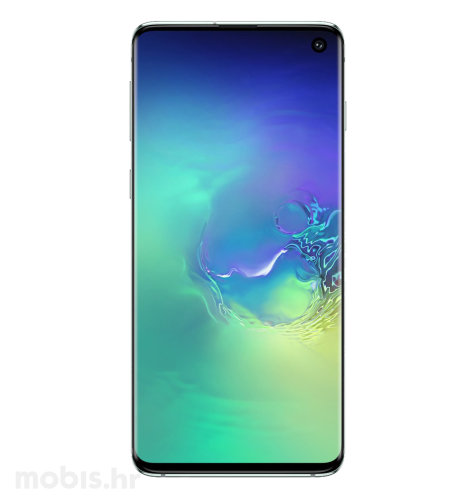 Samsung Galaxy S10 128GB Dual SIM: zeleni