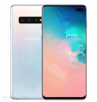 Samsung Galaxy S10+ 128GB Dual SIM: bijeli