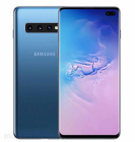Samsung Galaxy S10+ 128GB Dual SIM: plavi