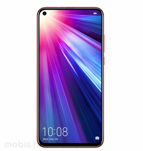 Honor View 20 8GB/256GB Dual SIM:crveni