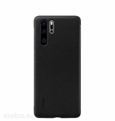 Huawei preklopna maska Smart View za Huawei P30 Pro: crna