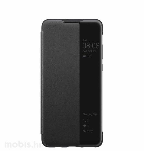 Huawei preklopna maska Smart View za Huawei P30 lite: crna