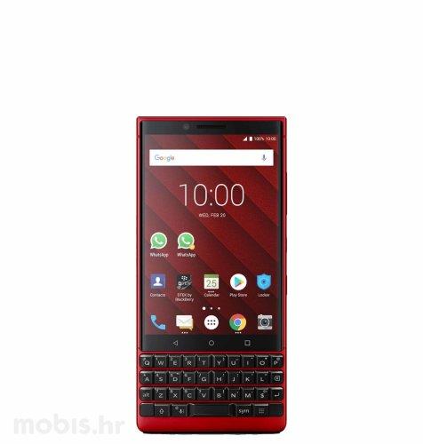 Blackberry Key 2 128GB Dual SIM: crveni