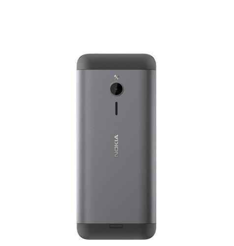 Nokia 230: tamno srebrna