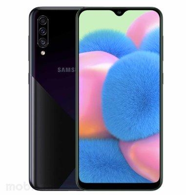 Samsung Galaxy A30s 4GB/64GB: crni