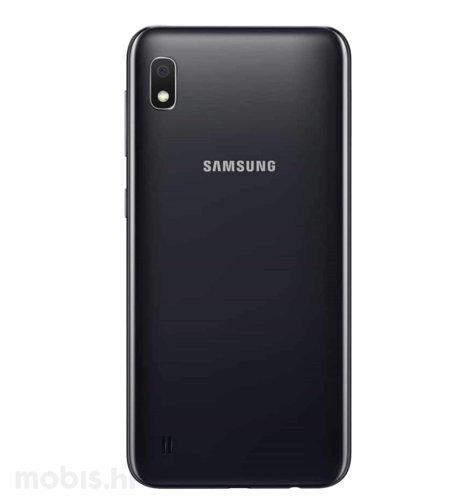 Samsung Galaxy A10 Dual SIM: crni