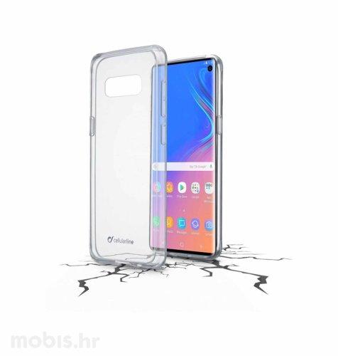 Plastična zaštita za Samsung Galaxy S10: prozirna