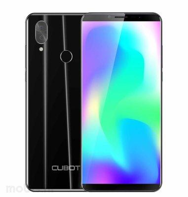 Cubot X19 Dual SIM 4GB/64GB: crni