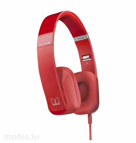 Nokia slušalice WH-930: crvene