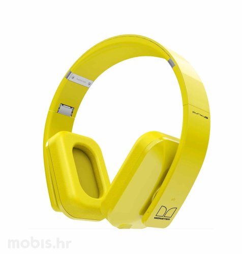 Nokia slušalice WH-930: žute