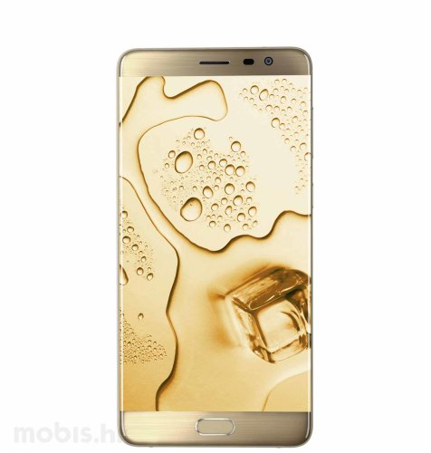 Cubot A5 Dual SIM: zlatni