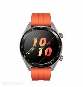 Huawei GT Active sportski sat: narančasti