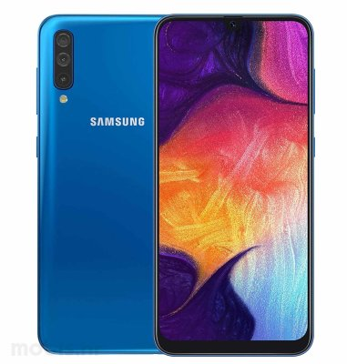 Samsung Galaxy A50 Dual SIM 4GB/128GB: plavi