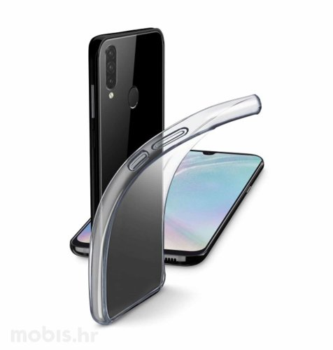 Silikonska maskica za Huawei P30 lite: prozirna