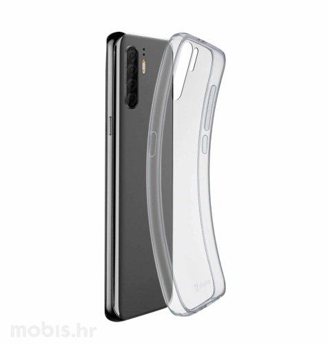 Silikonska maskica za Huawei P30 Pro: prozirna