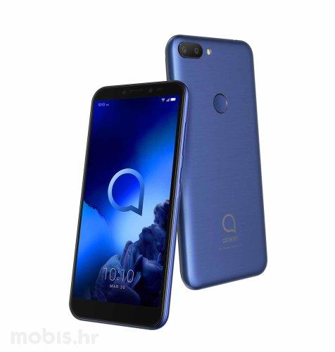 Alcatel 1S Dual SIM 3GB/32GB (5024D): metalik plava