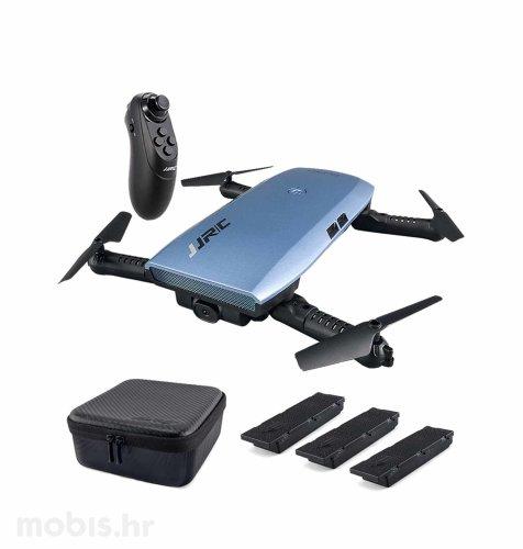 JJRC dron s kamerom H47 : plavi