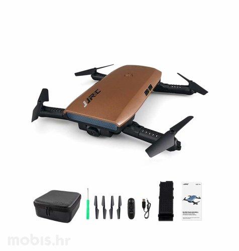 JJRC dron s kamerom H47 : smeđi