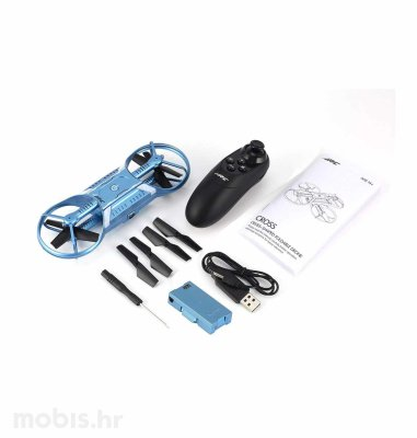 JJRC dron s kamerom H60 : plavi