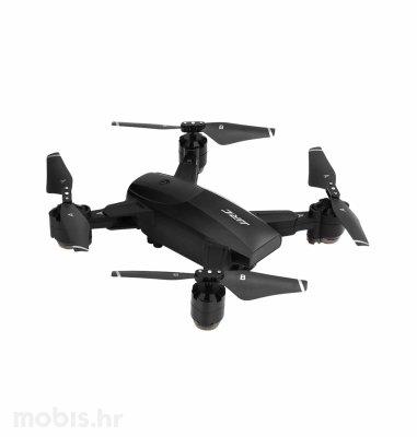 JJRC dron s kamerom H78G : crni