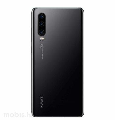 Huawei P30 6GB/128GB Dual SIM: crna + BT FreeBuds slušalice