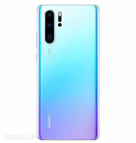 Huawei P30 Pro 8GB/256GB Dual SIM: kristalno bijeli + BT FreeBuds slušalice