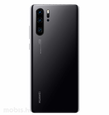 Huawei P30 Pro 8GB/256GB Dual SIM: crni + Huawei Huawei Band 3 PRO