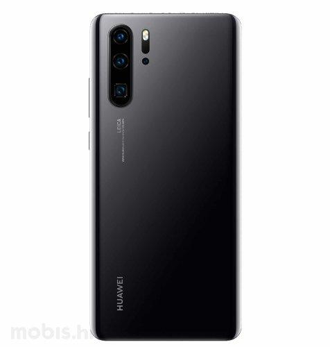 Huawei P30 Pro 8GB/256GB Dual SIM: crni + BT FreeBuds slušalice