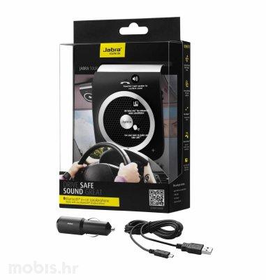 Bluetooth sustav Jabra Tour: crni